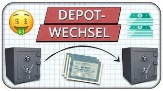 Depot wechseln und viel Geld sparen?! So funktioniert der Depotumzug inkl. Depotwechsel Prämie