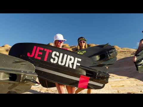 Jetsurf rental - Motor Strapped to Surf Board Jet Surf