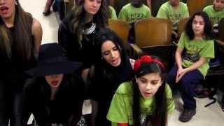 """""""Jar Of Hearts"""" Fifth Harmony & PS22 Chorus (by Christina Perri)"""