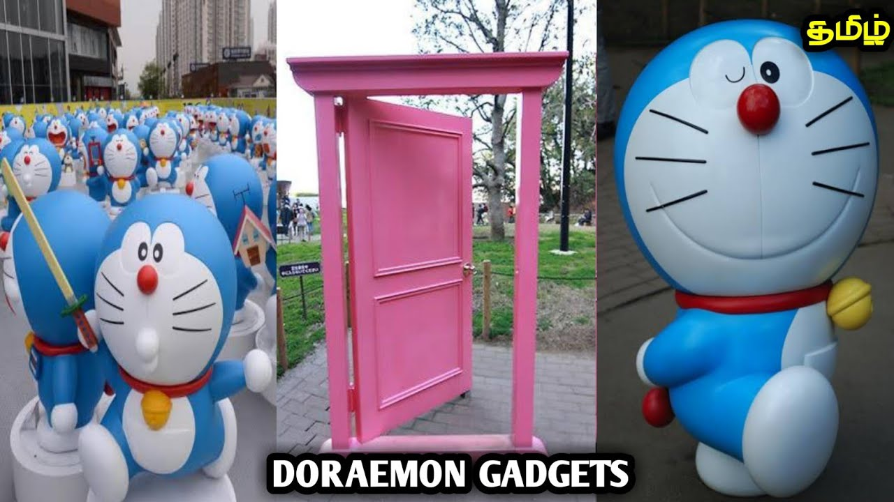 DORAEMON GADGETS THAT EXIST IN REAL LIFE | DORAEMON PRODUCTS AVAILABLE ON AMAZON AND ONLINE