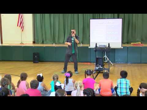 Dual Language Rapper / Metcalf School