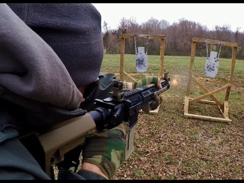 Trigger Spam Session, Palmetto State Armory AR-Pistols, Danger Close