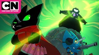 Badgerclops and the Purifying Crystals | Mao Mao | Cartoon Network