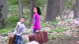 Kids run away from home
