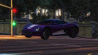 NAJNOVIJI & NAJBRZI AUTO U GTA V ! Grand Theft Auto V - Ocelot XA-21