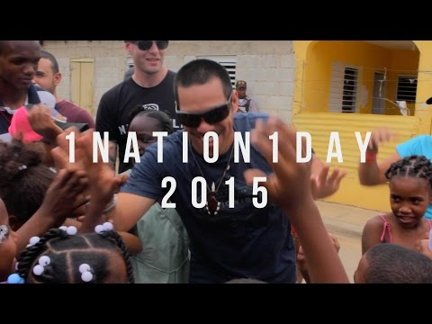 1Nation1Day 2015 Dominican Republic Recap: God's House