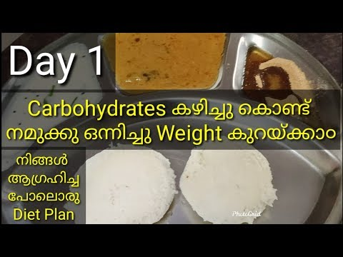 Weight Loss Challenge Day 1 | Kerala Weight Loss Diet Plan |Simple &Effective Weight Loss Challenge|