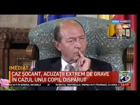 LE UMPLEAM BOTUL de SANGE PE LOC fost presedinte 10 ani Basescu Traian