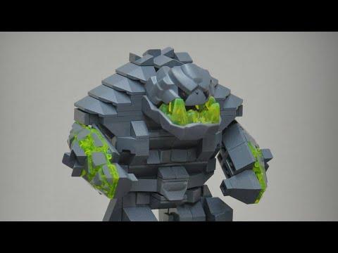 ITS JUST LIKE LEGOS - Golem Creation Kit  