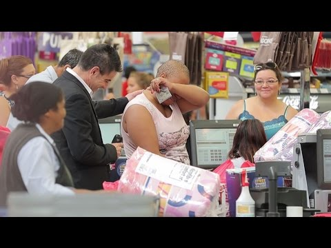 Pick n Pay surprises customers with free shopping