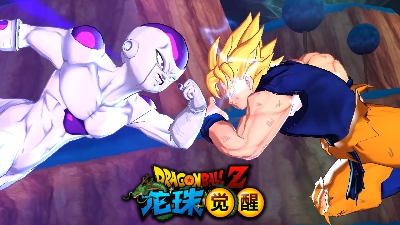Animasi Skill JUARA! Tapi    | Dragon Ball Z - Awakened [CN] Android RPG  (Indonesia)