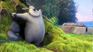 Смешной мультфильм Толстый кролик