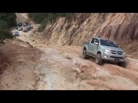 TOYOTA HILUX OFFROAD 4x4 MORExtreme . Malaysia