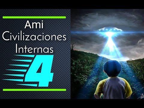 Ami 3: Civilizaciones Internas Enrique Barrios | Capítulo 4 - ABUELA COSMICA