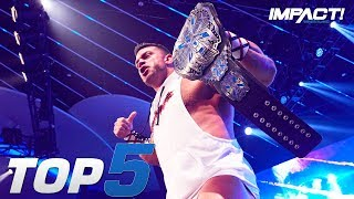 Top 5 Must-See Moments from the First IMPACT! After Slammiversary | IMPACT! Highlights July 26, 2018