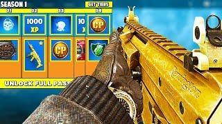 Modern Warfare BATTLE PASS...
