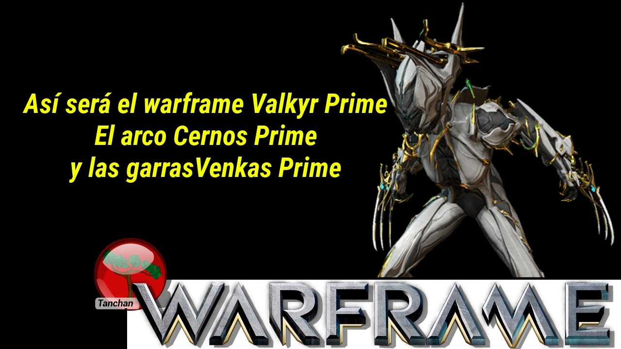 warframe how to get valkyr prime chassis