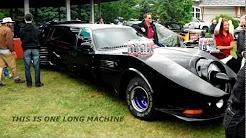 Awesome Batmobile Limo