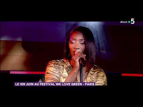 Youtube: Le live: Aya Nakamura«Oula» – C à Vous – 23/05/2019