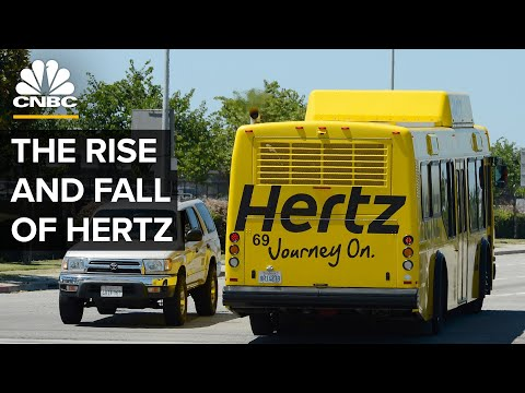 The Rise And Fall Of Hertz