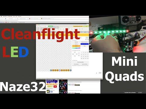 HPIGUY | Cleanflight LED
