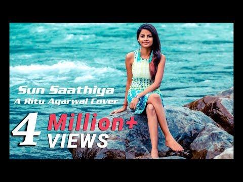 Sun Saathiya - Ritu Agarwal Cover | @VoiceOfRitu