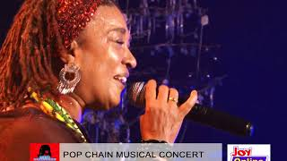 Paulina Oduro Performs @ Pop Chain Musical Concert #6 (12-2-18)