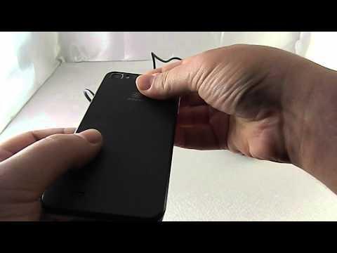 Видео Универсальная беспроводная зарядка (Qi Charger) для смартфона  приемник