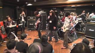 2010年11月14日に開催されたEVANESCENCEカヴァーセッション「My Last Br...