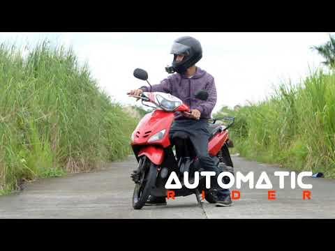 Spliting Lane or Split Laning? | Window Shopping at 10th ave Caloocan | Yamaha Mio one Motovlog