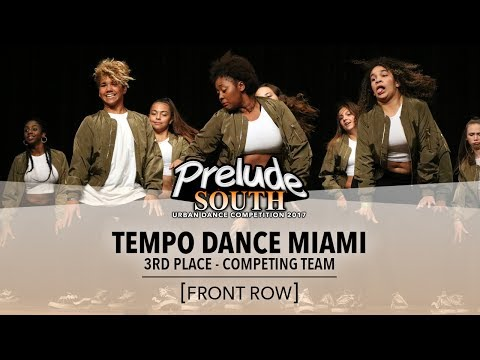 [3rd Place] Tempo Dance Company [FRONT ROW] || Prelude South 2017 || #PreludeSouth2017 #UDF2017