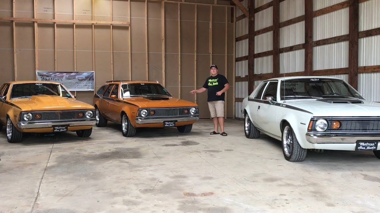 AMC Hornet, SC/360, and Spotabout Weekly Whatever Ep  5