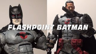 Figure Builds - Flashpoint Batman Custom Figure