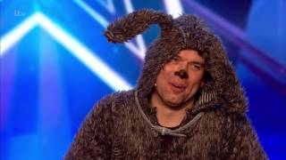 Bad Audition Compilation | Ep 5 | Britain's Got Talent 2017