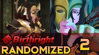 Daddy Iago. Fire Emblem: Birthright RANDOMIZED. Pt.2 #BirthrightRandomized