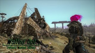 Fallout 3 Modded - Ep. 2, Sergeant RL-3 and the Wilds