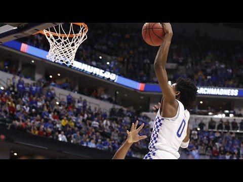 Wichita State vs. Kentucky: Final Moments