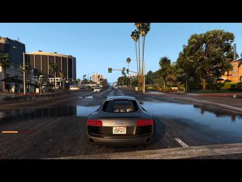 Grand Theft Auto V Ultimate Vehicle Pack Real Cars Random Gameplay
