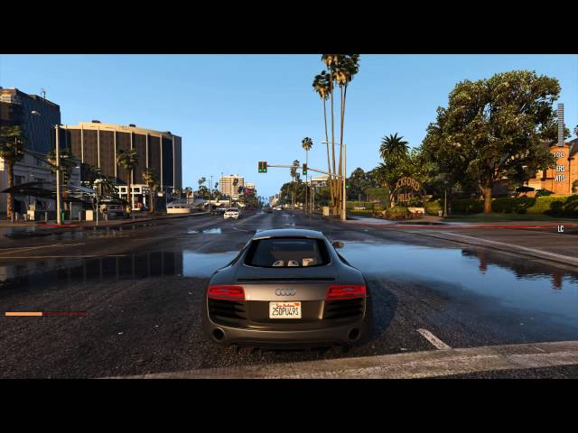 GTA V Mod Will Replace the Game's Cars with Their Real