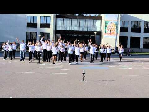 Майкл Джексон   день памяти  флэшмоб Костомукша