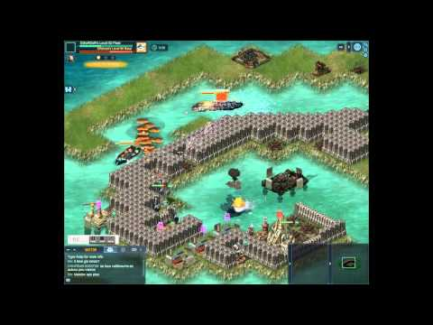 Battle pirates attack base DiSoRDeR[480BC] vs Offshore[ICU]