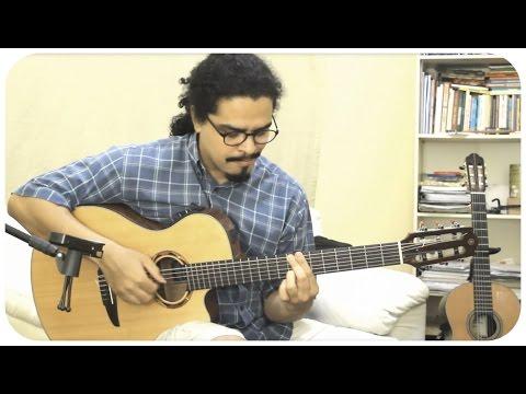 Tchau! (Danilo Oliveira) Violão solo - Solo Acousitc Guitar