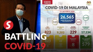 Covid-19: 823 new cases, eight new fatalities bring death toll to 229