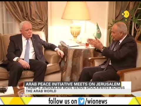 Arab peace initiative meet on Jerusalem
