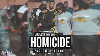 "Shoreline Mafia X Ohgeesy Type Beat ""HOMICIDE"" [Prod. By ZachOnTheTrack]"