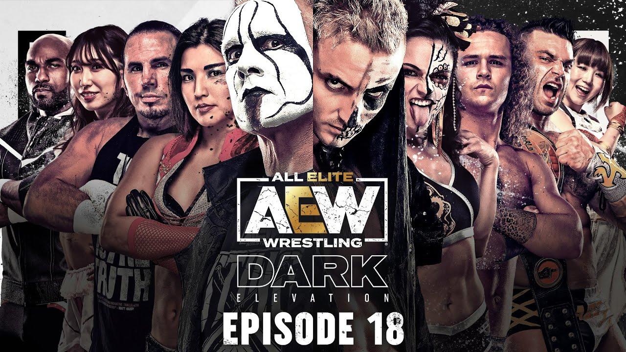 AEW Dark: Elevation Episode 18 - July 12, 2021