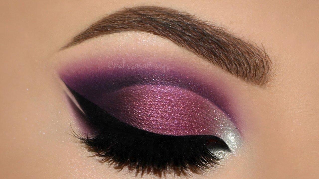 Purple Unicorn Sugarpill Makeup Tutorial Melissa Samways
