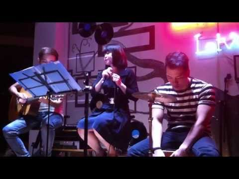 Nhạc Trịnh song ngữ Pháp Việt- Ru ta ngậm ngùi -Minh Thu cover