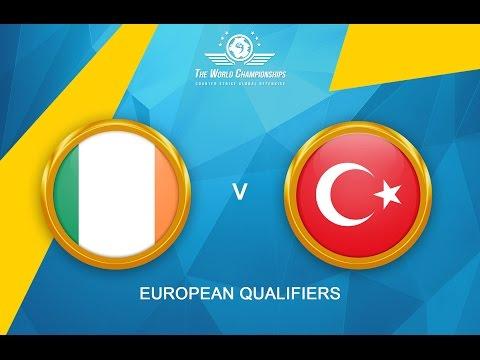 CS:GO - Ireland vs. Turkey[Dust2] - The World Championships 2016