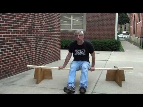 Area Moment of Inertia - Brain Waves